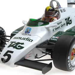 Williams Ford FW08 F1 1982 Derek Daly Minichamps 117820005