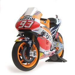 Honda RC213V Moto GP 2016 Marc Marquez Minichamps 122161193