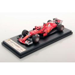 Ferrari SF70-H F1 Winner Monaco 2017 Sebastian Vettel Looksmart LSF109