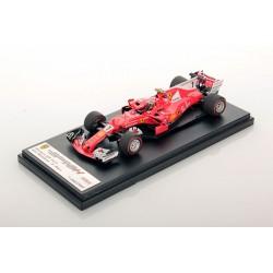 Ferrari SF70-H F1 Monaco 2017 Kimi Raikkonen Looksmart LSF1010