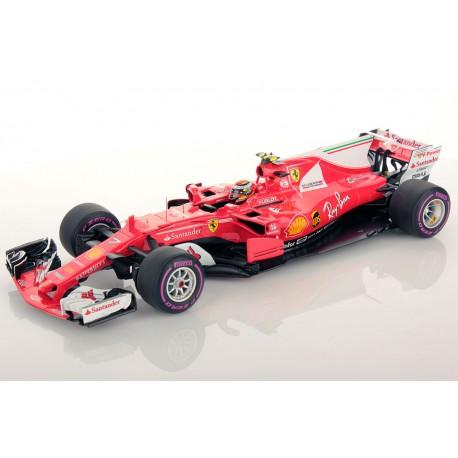 Ferrari SF70-H F1 2017 Kimi Raikkonen Looksmart LS18F108