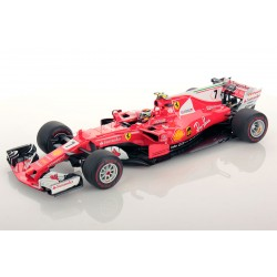 Ferrari SF70-H F1 Monaco 2017 Kimi Raikkonen Looksmart LS18F1010