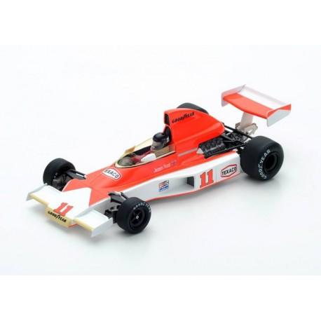 McLaren M23 F1 Afrique du Sud 1976 2ème James Hunt Spark S4360