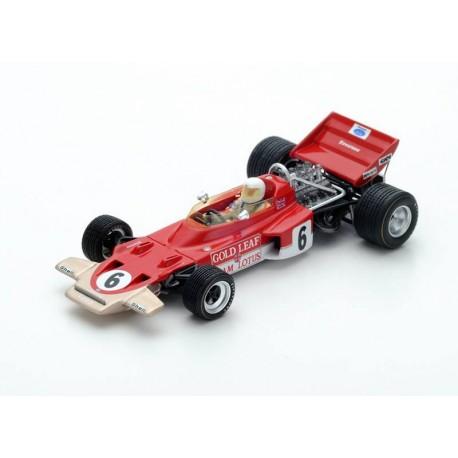 Lotus 72C 6 F1 Angleterre 1970 John Miles Spark S5344