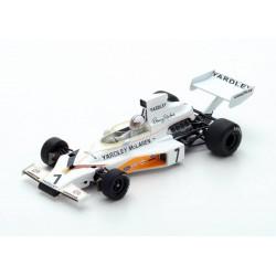 McLaren M23 7 F1 Suède 1973 Denny Hulme Spark S5392