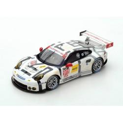 Porsche 911 RSR 911 Winner Petit Le Mans 2015 Tandy - Pilet - Lietz Spark US022