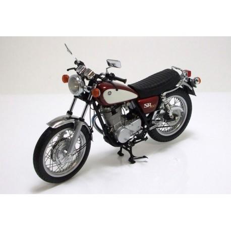 Yamaha SR500 1988 Rouge Minichamps 122163400