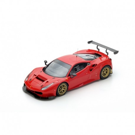 Ferrari 488 GT3 Pres Version 2015 Looksmart LS18RC09
