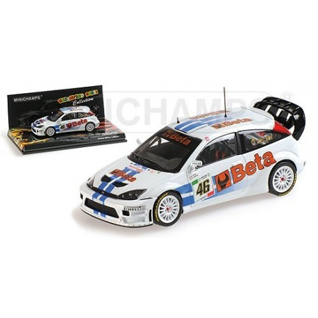 Ford Focus WRC 46 Monza Rally 2007 Rossi Cassina Minichamps 400078446