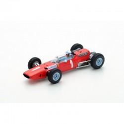 Ferrari 512 1 Grand Prix d'Angleterre 1965 John Surtees Looksmart LSRC013