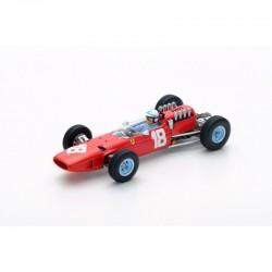 Ferrari 158 F1 Monaco 1965 John Surtees Looksmart LSRC12
