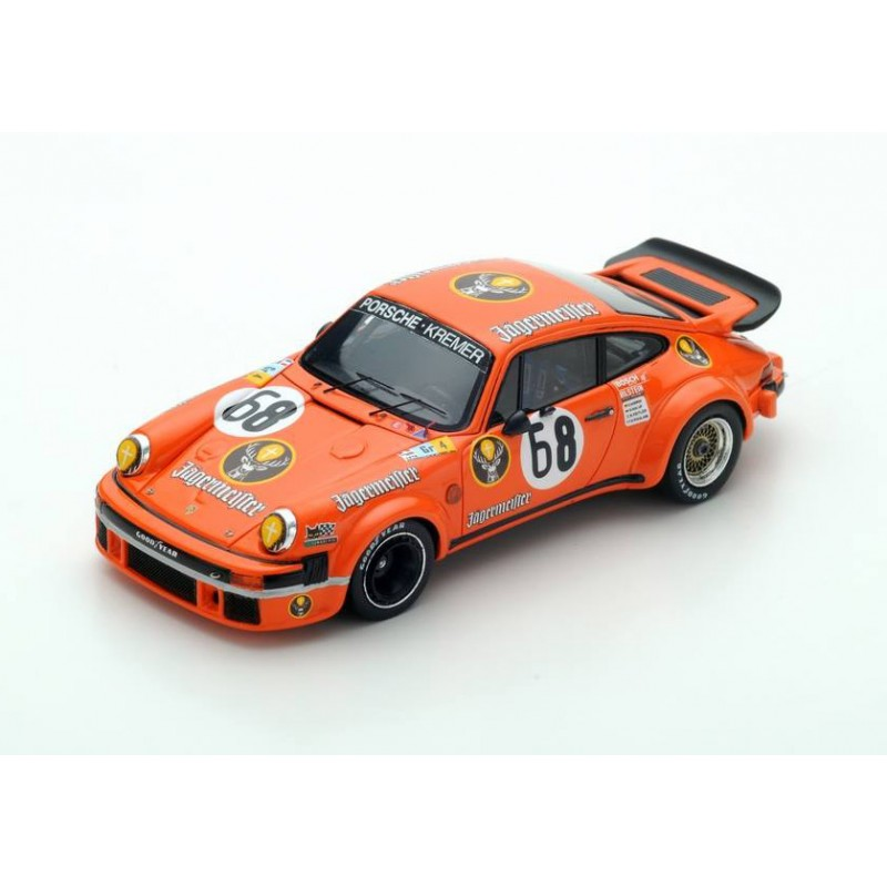 porsche 934 68 24 heures du mans 1978 spark s4424 miniatures minichamps. Black Bedroom Furniture Sets. Home Design Ideas