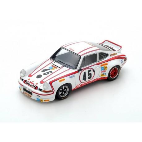 Porsche Carrera 45 24 Heures du Mans 1973 Spark S4688