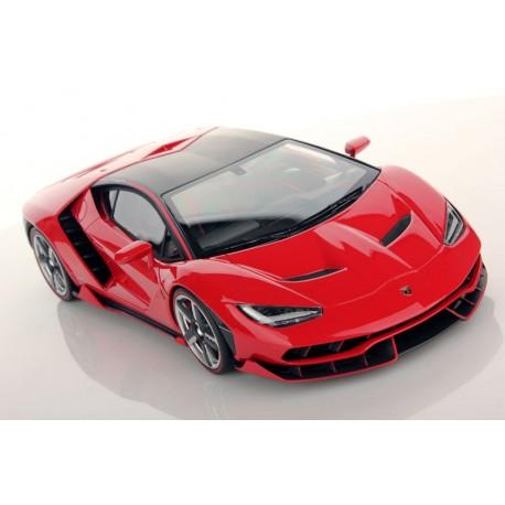 Lamborghini Centenario Coupe Red Looksmart Ls1208se4 Miniatures