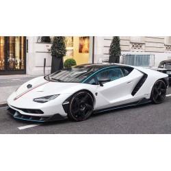 Lamborghini Centenario Coupe White Looksmart LS1208SE1