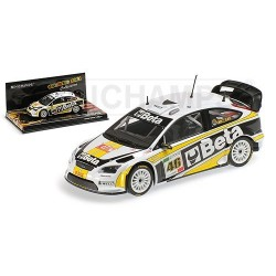 Ford Focus WRC 46 Monza Rally 2008 Rossi Cassina Minichamps 400088946