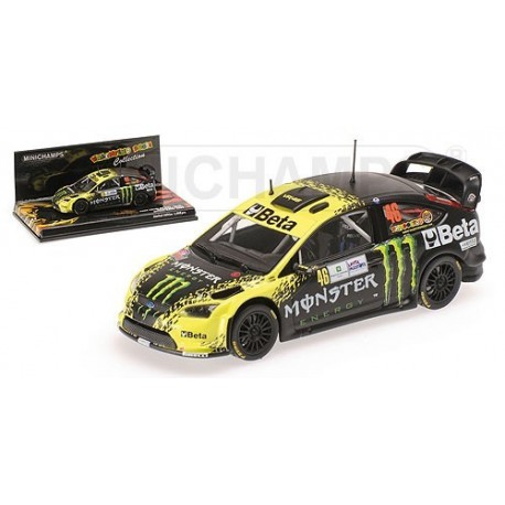 Ford Focus WRC 46 Monza Rally 2009 Rossi Cassina Minichamps 400098946