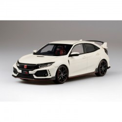 Honda Civic Type R Championship Edition (RHD) Top Speed TS0156