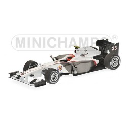 Sauber F1 Team showcar 2010 Kamui Kobayashi Minichamps 400100096