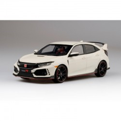 Honda Civic Type R Championship Edition (LHD) Top Speed TS0151
