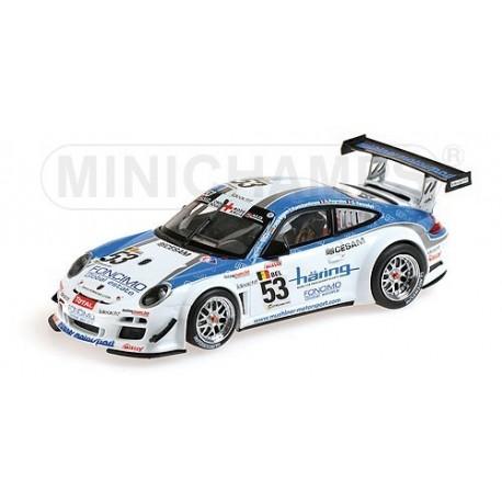 Porsche 911 GT3 R 53 24 Heures de Spa 2010 Minichamps 400108953