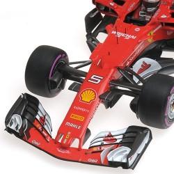 Ferrari SF70-H F1 2017 Sebastian Vettel BBR BBR181705