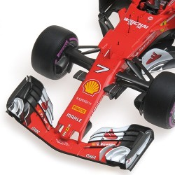 Ferrari SF70-H F1 2017 Kimi Raikkonen BBR BBR181707