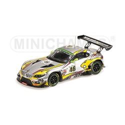 BMW Z4 GT3 46 24 Heures de Spa Francorchamps 2015 Minichamps 437152546
