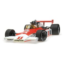 McLaren Ford M23 F1 World Champion 1976 James Hunt Minichamps 186760011