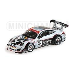 Porsche 911 GT3 R 75 24 Heures de Spa 2011 Minichamps 400118975