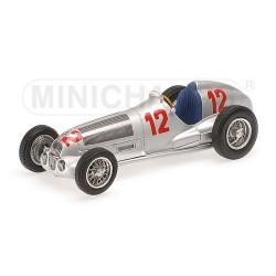 Mercedes Benz W125 Allemagne 1937 Rudolf Caracciola Minichamps 400370012