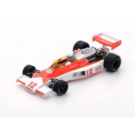 McLaren M23 F1 Monaco 1976 5ème Jochen Mass Spark S4361