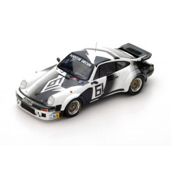 Porsche 934 61 24 Heures du Mans 1978 Spark S5091