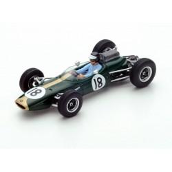 Brabham BT7 18 F1 Pays-Bas 1963 Dan Gurney Spark S5250