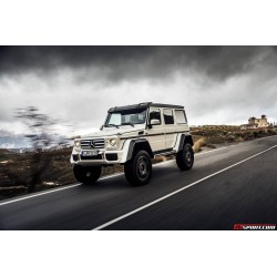 Mercedes Benz G500 4x4 Concept White Almost Real ALM420203