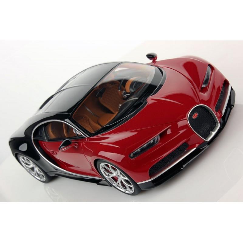bugatti chiron italian red gt spirit ksr08664rz miniatures minichamps. Black Bedroom Furniture Sets. Home Design Ideas