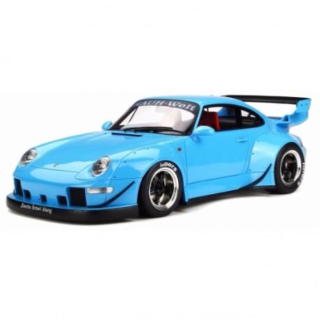 RWB 993 Baby Blue GT Spirit GT167