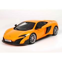 McLaren 675 LT Orange BBR BBRC1814B