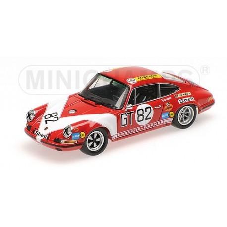Porsche 911S 82 1000 km du Nurburgring 1971 Minichamps 400716882