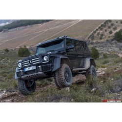 Mercedes-Benz G500 4x4 Concept Black Almost Real ALM820202