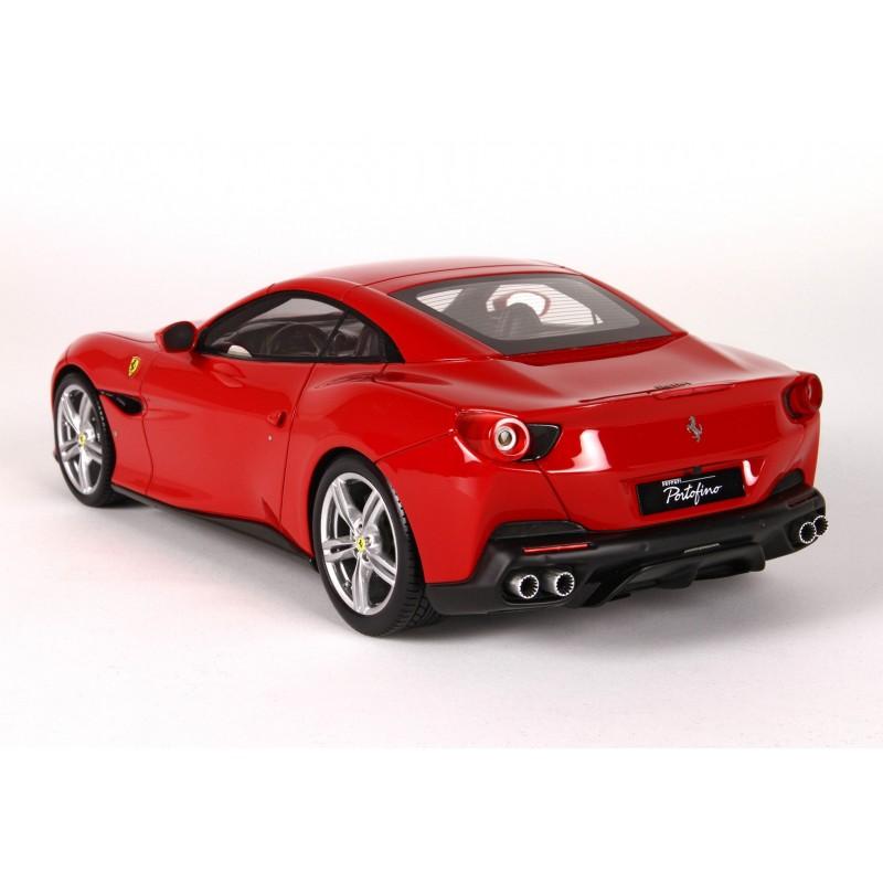Ferrari Portofino: Ferrari Portofino Closed Roof Rosso Portofino 2017 BBR