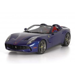 Ferrari F60 America Blu TDF Livery Rosso Corsa 2014 BBR BBRP18125G
