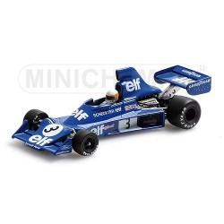 Tyrrell Ford 007 F1 1975 Jody Scheckter Minichamps 400750003