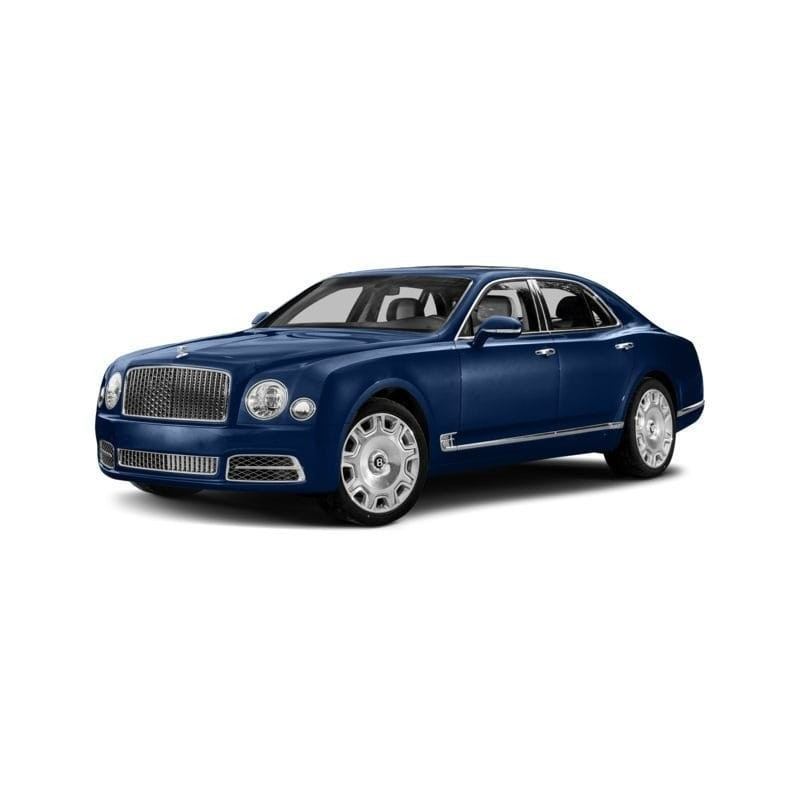 Bentley Mulsanne: Bentley Mulsanne Light Windsor Over Blue 2017 Almost Real