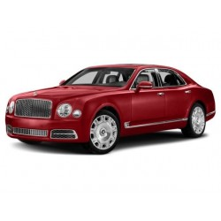 Bentley Mulsanne Speed St James Red 2017 Almost Real ALM830102