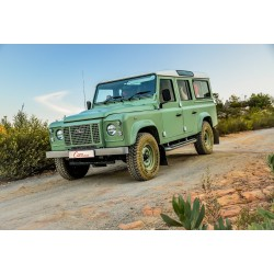 Land Rover Defender 90 Heritage Edition Green 2015 Almost Real ALM810307
