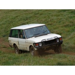 Range Rover White 1970 Almost Real ALM810102