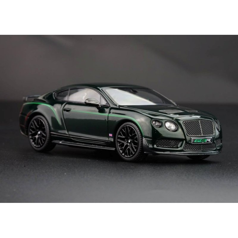 Bentley Continental GT3R Cumbrian Green 2015 Almost Real
