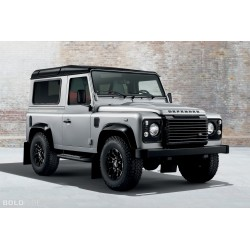 Land Rover Defender 90 Silver 2015 Almost Real ALM410202