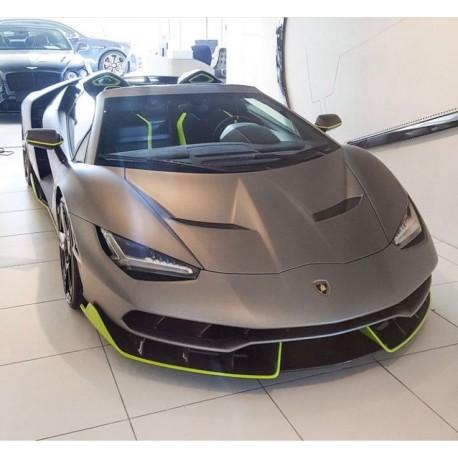 Lamborghini Centenario Roadster Special Editions Grigio Titans With